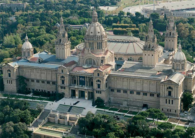 Catalan museum reopens in the know traveler for Artiste peintre catalan