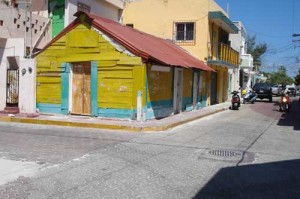 Colorful Isla Mujeres by Sabina Lohr