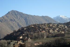 Climbing Morocco Berber CB