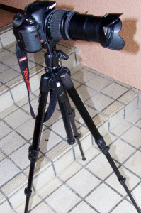 Tripod-Camera-Talk-Mike Lynch