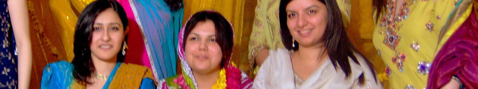 Wedding Season in Lahore, Pakistan