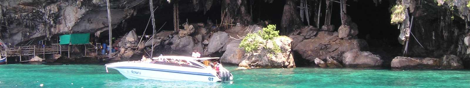 Paradise — Phi Phi Island, Thailand