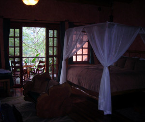 room, Peace Lodge