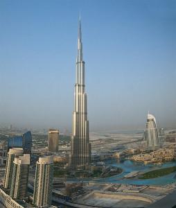 Burj Khalifa by Roman Emin