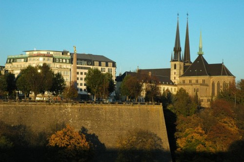 My article on Luxembourg for Small Children