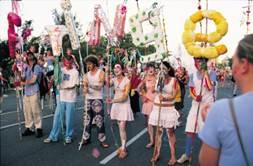 Festivals in Adelaide