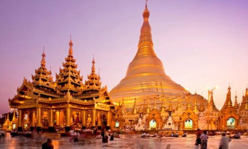 Myanmar package includes stop at Yangon's Shwedagon Pagoda