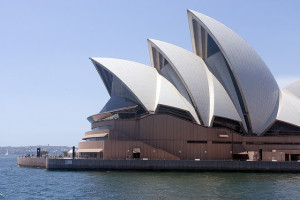 Sydney Opera House (FlickrCreativeCommons) credit to: jimmyharris