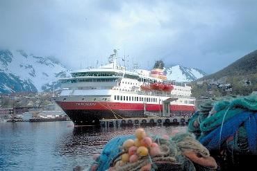 Hurtigruten's Coastal Voyage