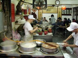 Noodle shop - Amy Huang