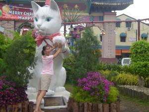Kushing, Malaysia, Cat Museum, Cat Museum Malaysia, Amy Huang