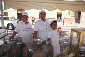 Helados Aguilar,Dolores Hidalgo,ice cream Mexico,