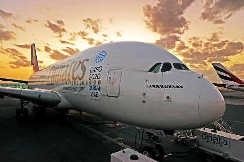 2013-01 A380 Expo 2020 Decal 1