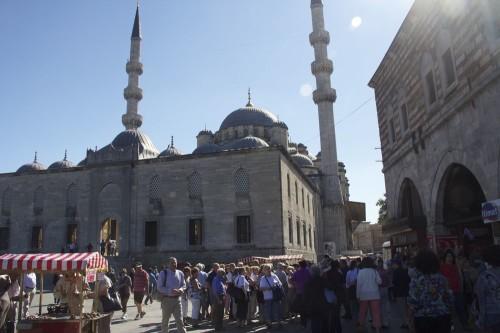 Istanbul, Turkey, Spice market, Near Gezi Park
