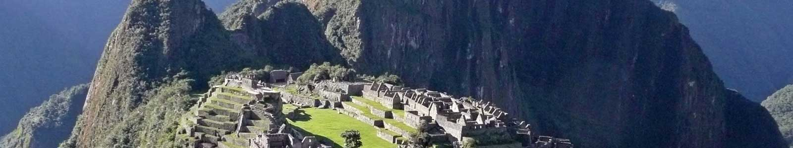 Machu Picchu, After the Flood